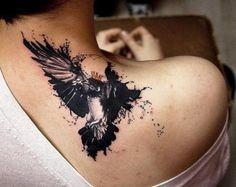 Loon Tattoo