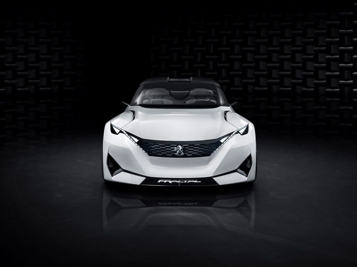 """""""This is the first time that a concept car design has incorporated sound to such an extent. Peugeot Fractal also innovates by bringing materials first seen on the Onyx to the B segment.  3D printing and the use of generative design ensure the highest standards in efficiency.""""  Matthias Hossann, Head of Concept Cars & Advanced Design at Peugeot"""