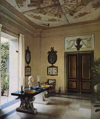 in billy baldwin decorates la fiorentina is described as a villa for active americans the art of the room in search of the sublime in design riviera - Billy Baldwin Interior Designer