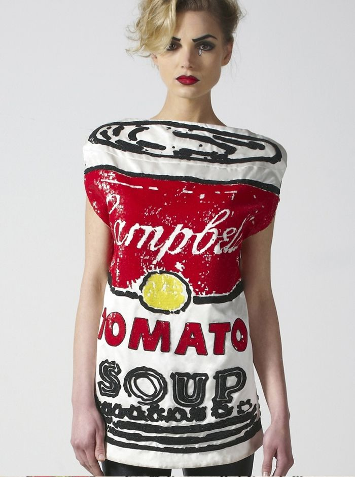 Maglia Campbells Soup by Moschino