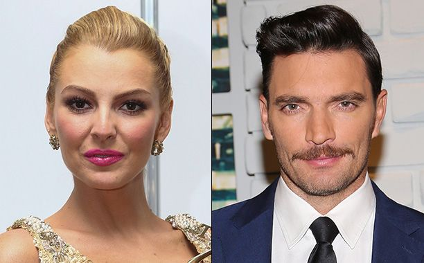 Marjorie de Sousa and Julian Gil announce pregnancy and engagement | EW.com ~ I knew Marjorie was pregnant already bec my daughter met her and Julian at her job and Marjorie told one of my daughters coworkers but it was not our place to reveal...Very happy for Julian and Marjorie know they will be great parents! :))