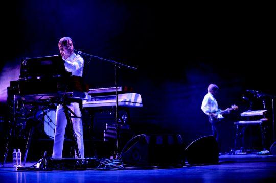 Air - Auditorio Nacional - México D.F. Octubre 2010.
