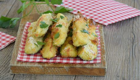 Courgettes au four Weight Watchers, une recette facile de courgettes croquantes pour accompagner vos plat de viande ou poisson.
