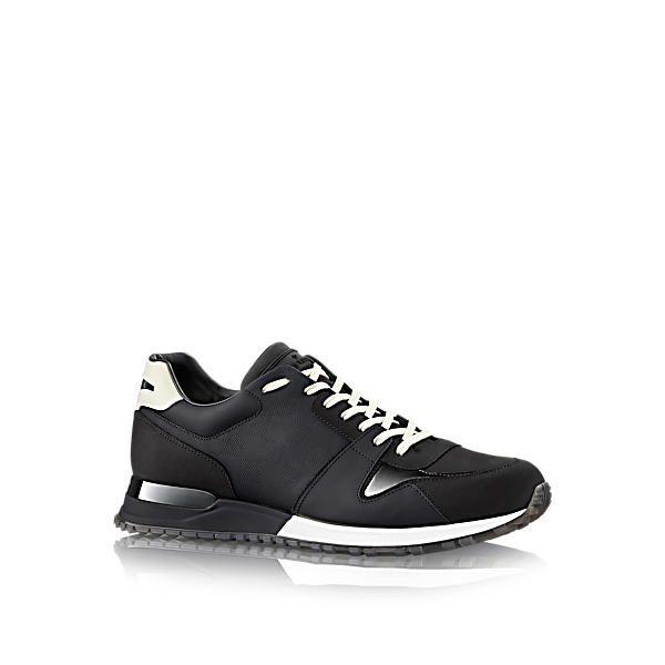 LOUIS VUITTON Run Away Sneaker. #louisvuitton #shoes #
