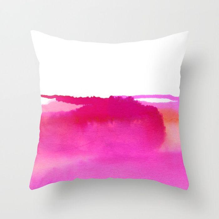 AM64 Throw Pillow