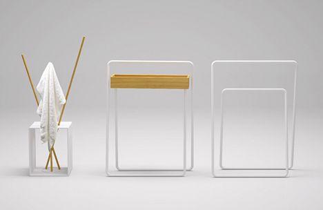 Japanese designers Nendo for Italian brand Bisazza Bagno