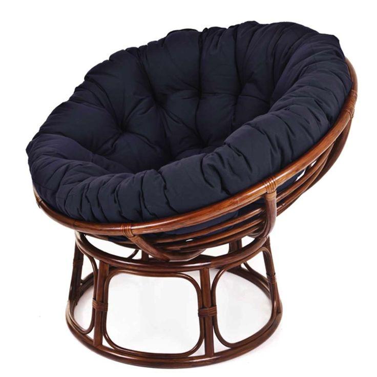 Gorgeus Papasan Chair #1774