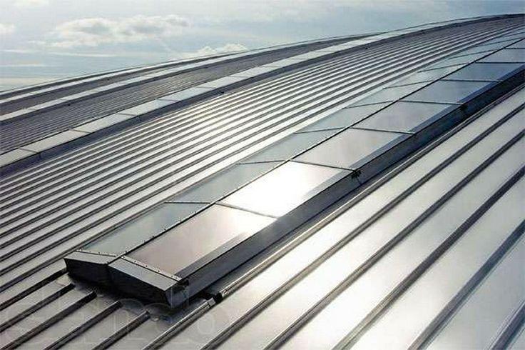 Независимо от конструкции крыши (утепленная или неутепленная), целевого назначения объекта (промышленное здание или впечатляющий архитектурой инфраструктурный объект), новое строительство или реконструкция - Rib-Roof будет отличным решением, совмещающим функциональность и эстетичность. Преимущества системы Rib-Roof: