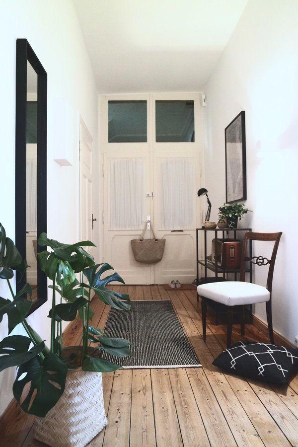So schauts aus im Flur... Foto von Mitglied LenaLiving #flur #corridor #solebich #intrerior #interiordesign