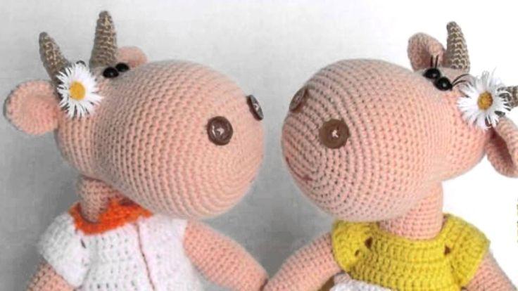 http://amigurumi.com-download.ru/korovushka.php Амигуруми: Корова. Бесплатная схема для вязания игрушки. FREE amigurumi pattern. #амигуруми #amigurumi #схема #pattern #вязание #crochet