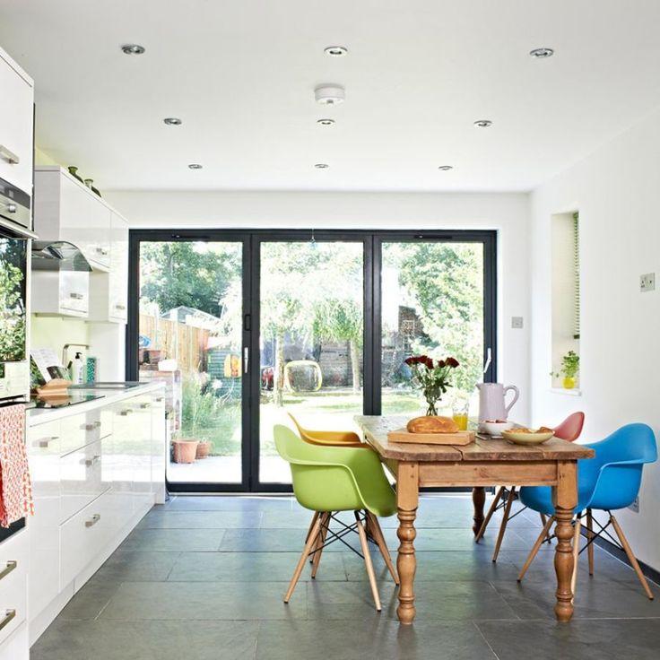 White Kitchen Slate Floor: Best 25+ Slate Kitchen Ideas On Pinterest
