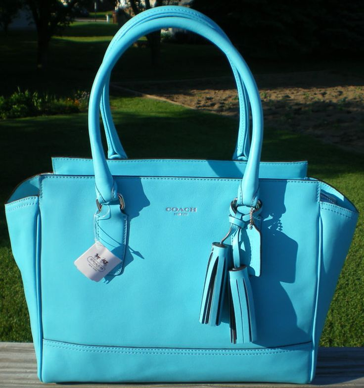 My Closet! Discount Coach!!Must remember this!$40