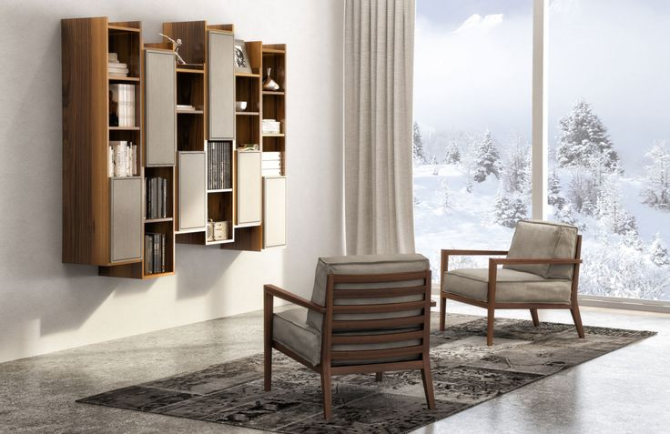 The Citta Collection by Huppe. Visit http://www.portfoliointeriors.ca/brand/huppe to view more of Huppe's furniture collections !