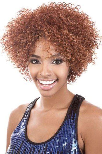 brown curly hair ideas