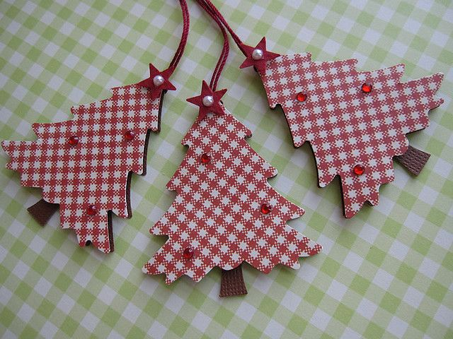 Christmas Tree Tags by vsroses.com, via Flickr