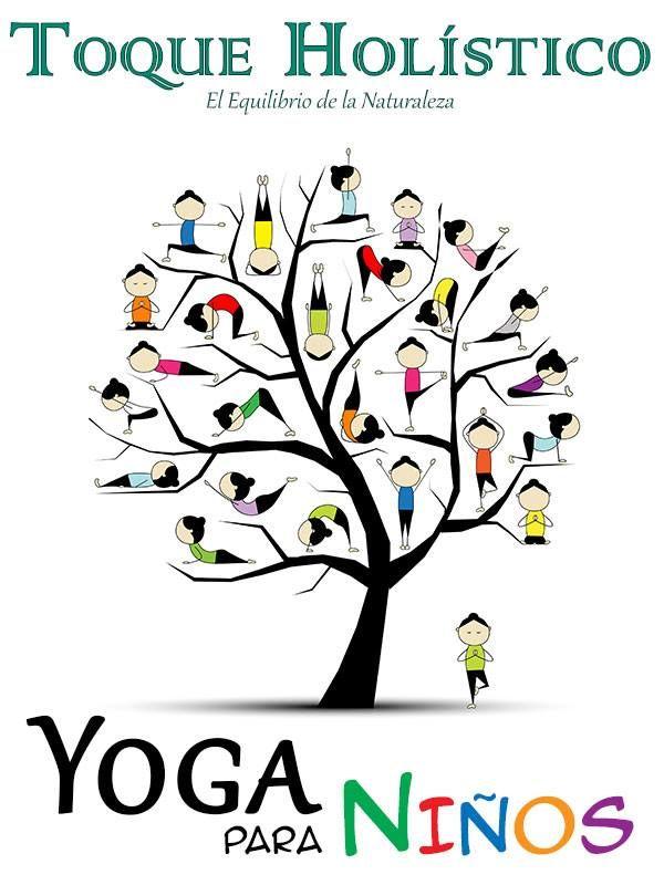 Otro buen propòsito para el 2014: Yoga para niños!  Sòlo tienes que apuntarte aquì mismo, o llamar al (829) 691 2537. Patricia coordinarà contigo, el horario y toda la informaciòn que necesites.  Toque Holistico, por los niños y la familia!
