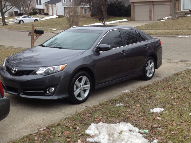 2014 toyota camry se tinted cars pinterest camry se toyota and toyota camry. Black Bedroom Furniture Sets. Home Design Ideas