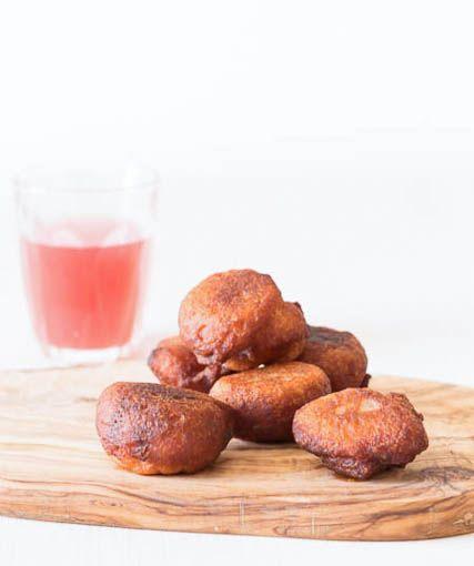 Easy Banana Fritters (Akara Recipe)  | Recipes From A Pantry.