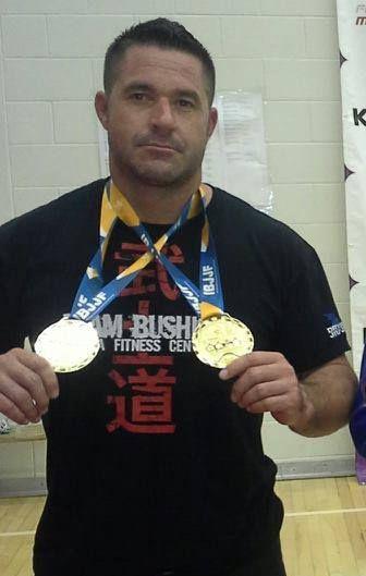 Jarrod-Medals