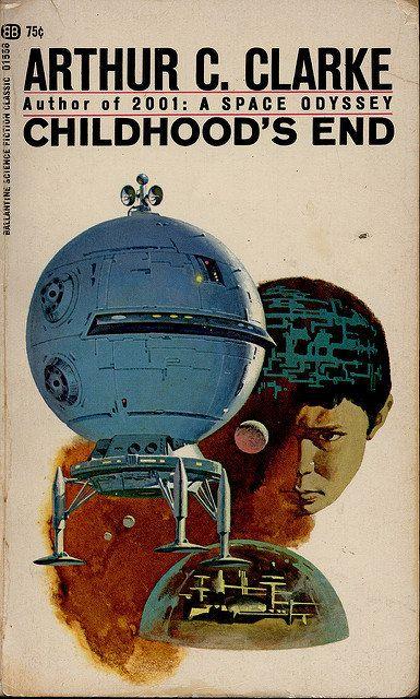 Le guide del tramonto di Arthur C. Clarke (edizione americana)