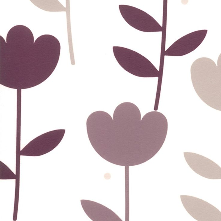 Home Decor Fabric - Signature Hermione 1012 - mauve, eggplant, beige white