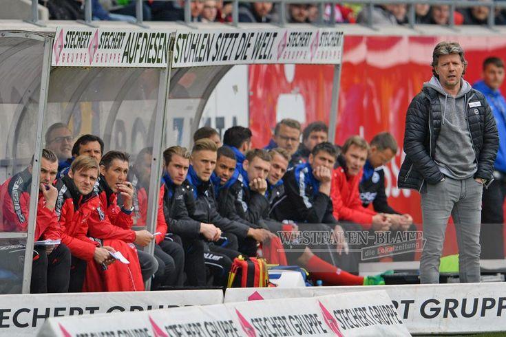 FOTOSTRECKE - DSC Arminia:  (18) 30. Spieltag: 1. FC Heidenheim vs. DSC Arminia