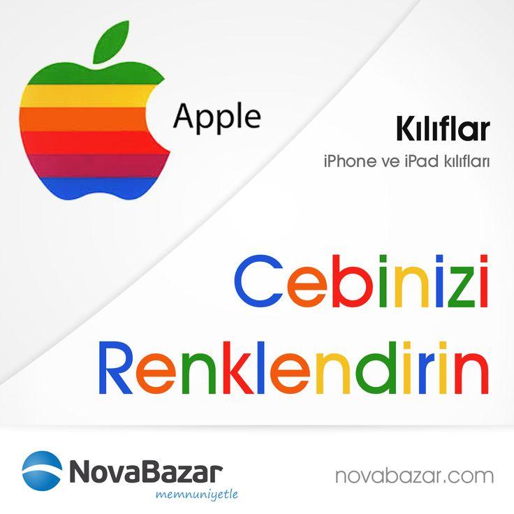 Apple Ürünlerinizi Renklendirin.