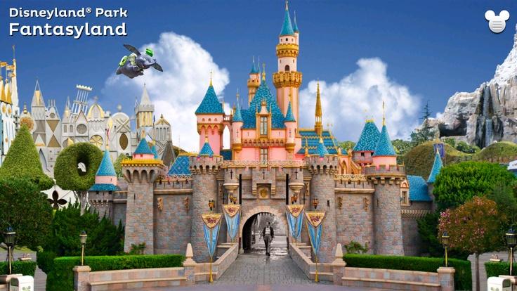 Disneylândia Terra da Fantasia