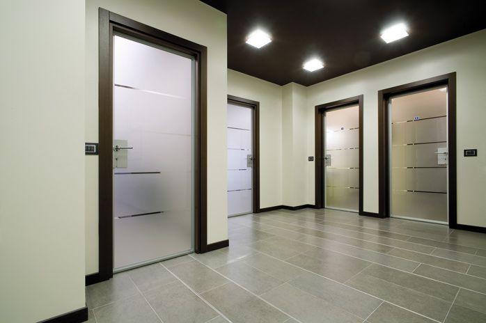 Glazen Utiliteitsdeuren, uitermate geschikt voor kantoren