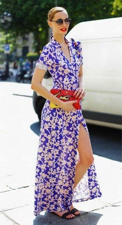 Fashion street style, me encantó el vestido pero, los accesorios no.
