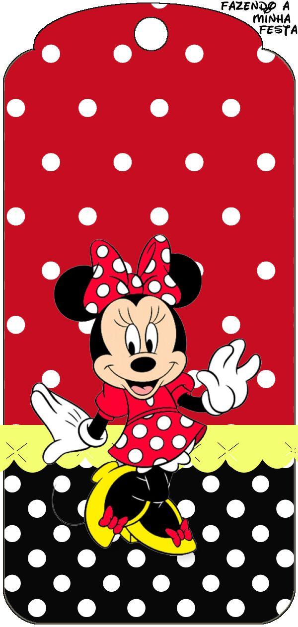 Pretty Party Ideas: Πλούσια συλλογή από δωρεάν εκτυπώσιμα σετ της Minnie!! (μέρος 1ο)