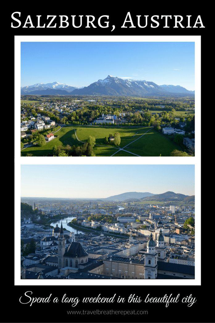 Long weekend in Salzburg, Austria