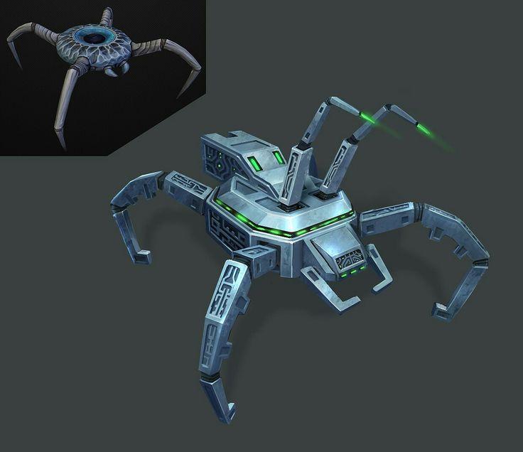 Alien Drone