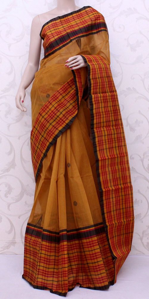 Bengal Handloom Tant Saree (Cotton) 13131