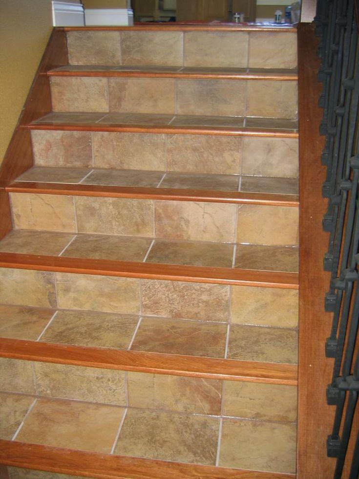 Best 11 Best Tile Hardwood Staircase Images On Pinterest 400 x 300