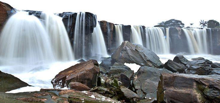 Interesting facts about Kenya: Fourteen-Falls Thika
