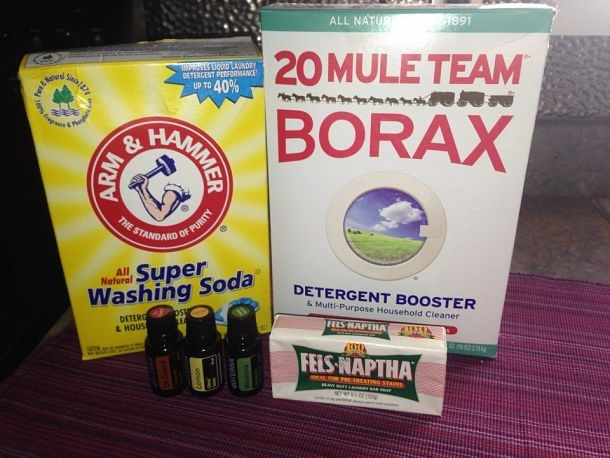 Hometalk :: Home Made Washing Detergent is an amazing non toxic way to clean your…