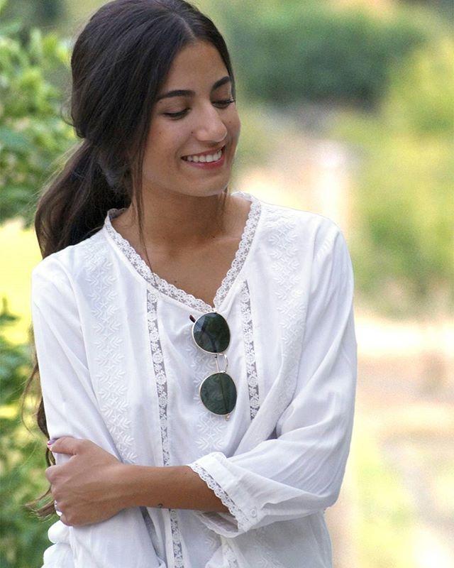 Martes con un toque especial  #algobonito #algobonitoenotoño #puntilla #moda #fashion #white #instalook #instamoda #lookdeldia #ootd