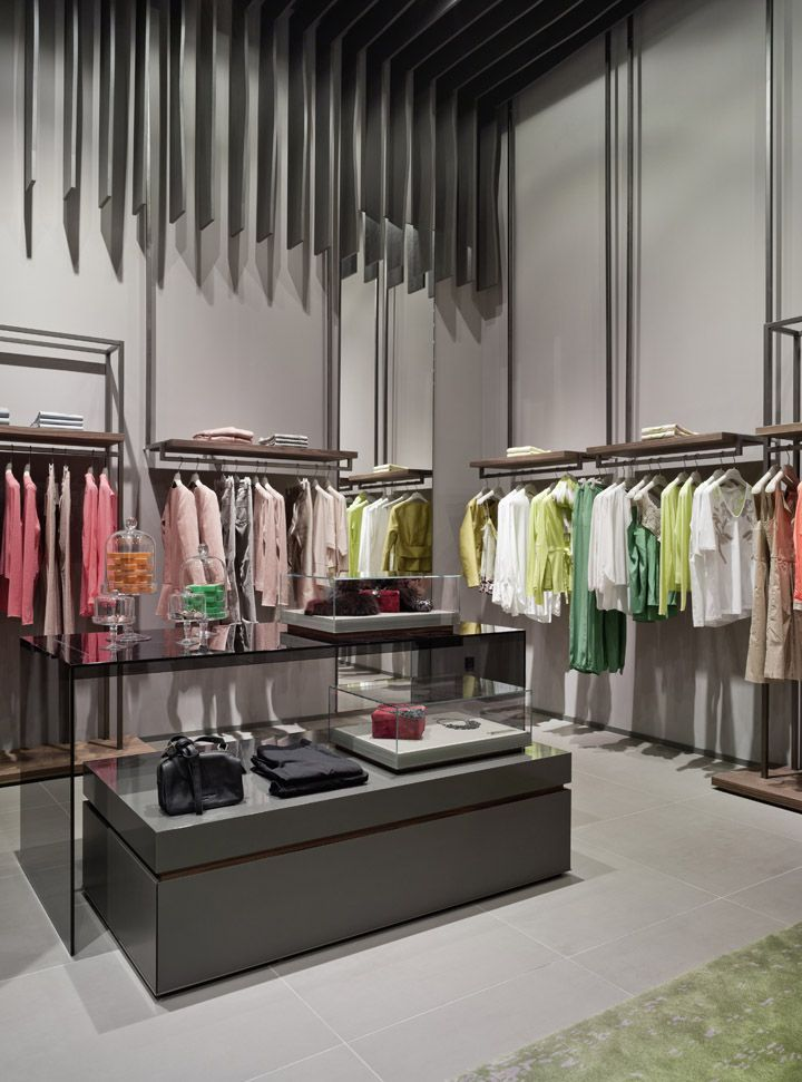 Michael Meyer Liza & Yves store by Blocher Blocher Partners, Bochum   Germany fashion