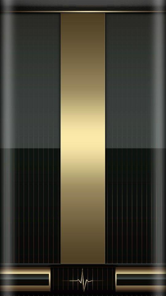 Sleek Chrome Wallpaper