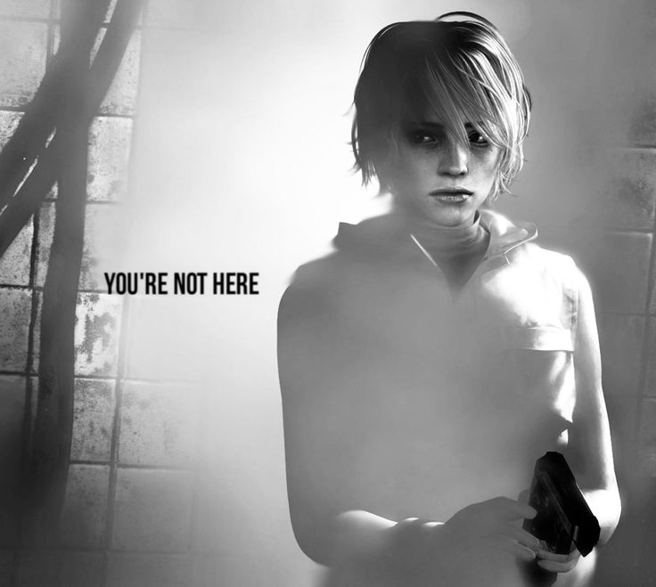 Akira Yamaoka - You're not here ft. Mary Elizabeth McGlynn (Silent Hill)
