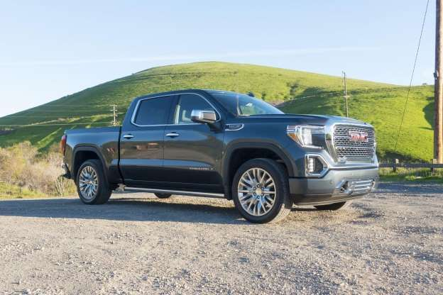 2020 Gmc Sierra 1500 Gets More Technology Revised Powertrain Lineup Sierra 1500 Sierra Denali Gmc Sierra Denali