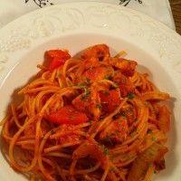 Kip en Venkel in pittige tomatensaus : Recepten van Domy