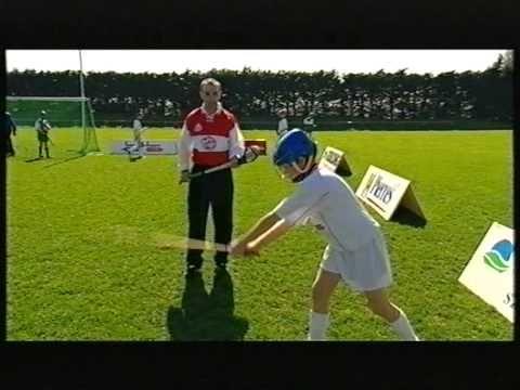 D.J. Carey - Hurling Skills - YouTube
