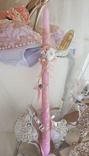 Χειροποίητη λαμπάδα με κρεμαστό λαιμό  http://handmadecollectionqueens.com/χειροποιητη-λαμπαδα-με-κρεμαστο-λαιμο  #handmade #easter #easter_candle #candle #tradition #storiesforqueens #χειροποιητα #λαμπαδες #πασχα #παροδοση