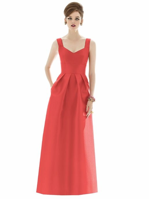 Alfred Sung Bridesmaid Dresses: Alfred Sung D659