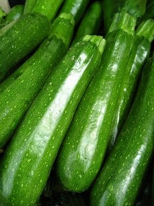 Growing Zucchini. One or two plants is enough for a family to have fresh zucchini each week during the season. Until you want to give them away of can them.