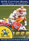 1979 Cotton Bowl: Notre Dame vs. Houston [DVD] [English] [2004], 10133583
