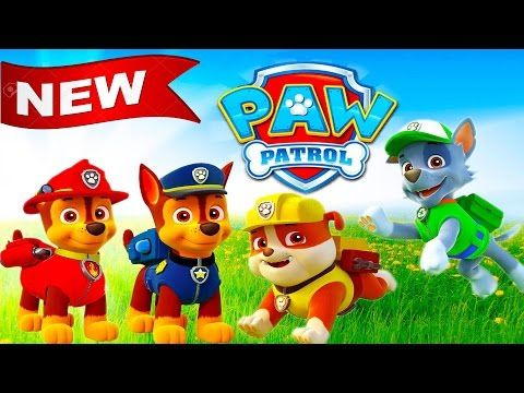 ▶ Paw Patrol Full Episodes - Paw Patrol Cartoon (Nick Jr) - YouTube