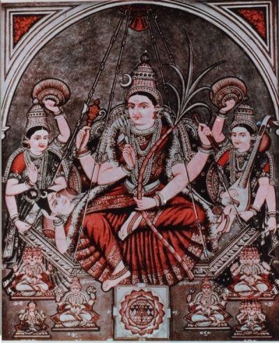An E-Book on 51 Shakti Peethas